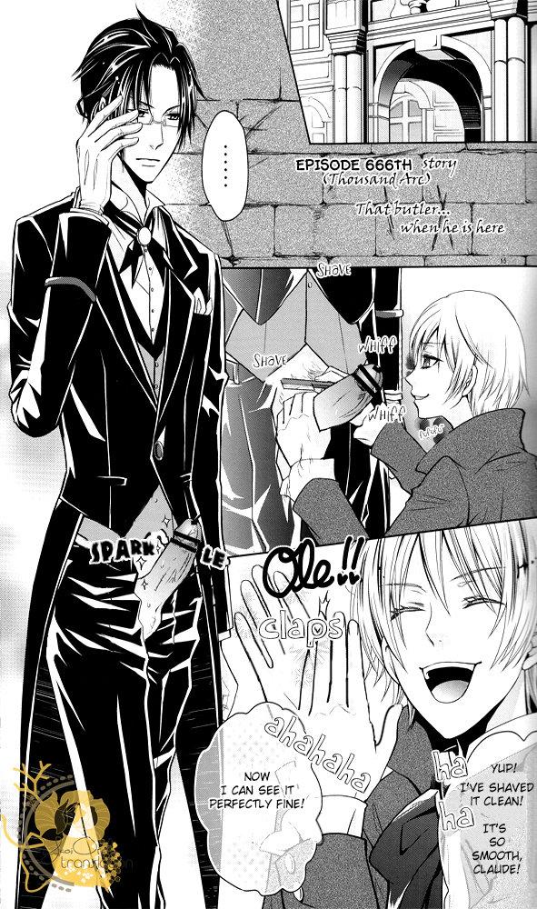 Black Butler Yaoi