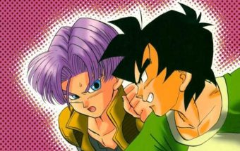 Dragon Ball Z parody Yaoi