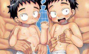 shotacon doujinshi manga