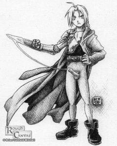 Fullmetal Alchemist Yaoi gallery