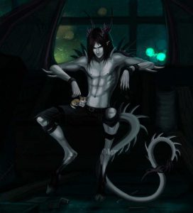 incubus demon yaoi gallery