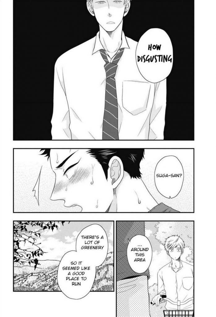 yaoi manga doujinshi