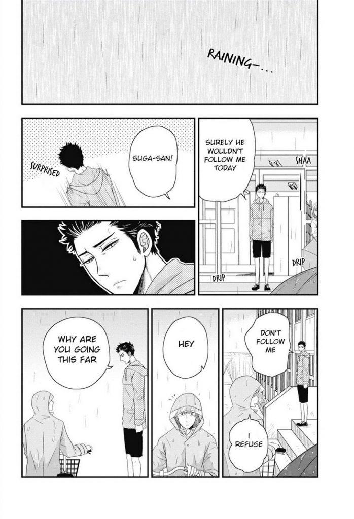 yaoi doujinshi manga