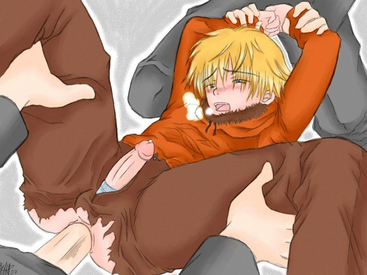 South park butters gay porn
