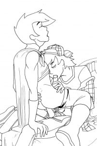 BG danny phantom gay porn gay hentai gay anime