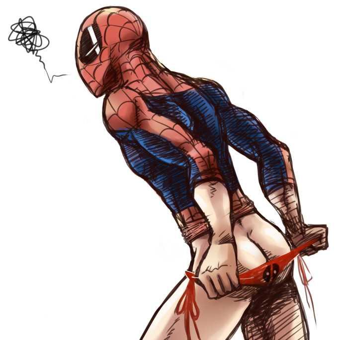 T spiderman yaoi gay porn gay hentai gay anime